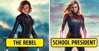 Discover Which Superhero You Would've Been in High School