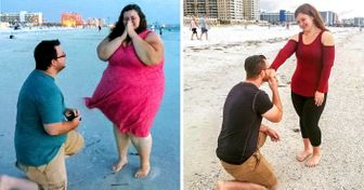 Lexi and Danny Reed Talk About How They Managed to Lose 400 Pounds, Without Sugarcoating It