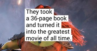 20 Internet Users Share the Movies That Outshined the Books They Are Based On