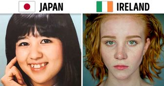 """What the """"Ideal"""" Woman Looks Like in 11 Countries Around the World"""