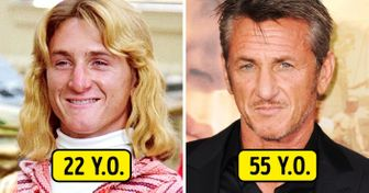 Celebrities Who Look Better at40Than inTheir 20s