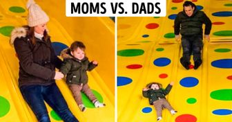 20 Pictures About the Differences Between Moms and Dads That'll Strike Anyone as Funny