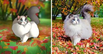 An Illustrator Turns Your Pet's Photos Into Magical Disney-Like Creations