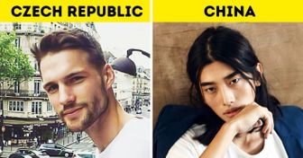 15Countries Where Handsome Men Are the Main Attraction
