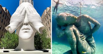 15 Stunning Sculptures That Take Visual Art to a New Level