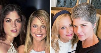 Selma Blair and Sarah Michelle Gellar Have Stood by Each Other Through Thick and Thin for More Than 2 Decades
