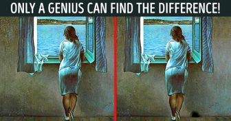 Only the Most Attentive People Are Able toFind All the Differences inThese8 Images