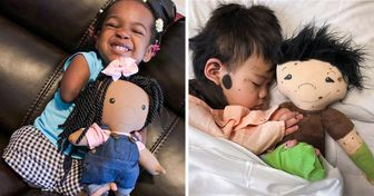 A Mom Creates Look-Alike Dolls for Special Kids to Celebrate the Beauty of Diversity