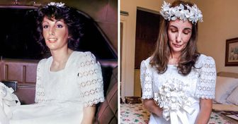 A Photographer Invited Women Who Got Married Decades Ago to Put on Their Old Wedding Dresses