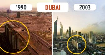 10Incredible Cities That Have Changed Beyond Recognition