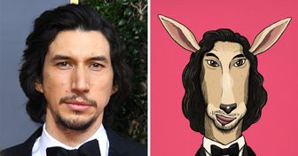 We Imagined What 14 Celebrities Would Look Like If They Were Animals