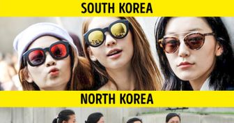 15Striking Changes inNorth and South Korea After70 Years ofSeparation