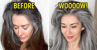 Celebrity Hair Colorist Jack Martin Shows Women the Beauty of Going Grey and Helps Them Stop Coloring