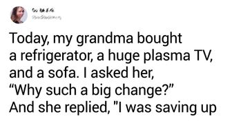 15+ Stories About Grandmas Whose Spirit of Adventure and Sense of Humor Grow Stronger With Age