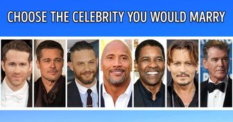 Choose Which Celebrity Hunk You'd Marry, and Learn More About Who You Really Are