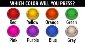 Which Button Would You Hit toMake aPositive Change inYour Life? The Answer Reveals How You Feel