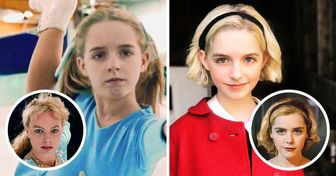 A Girl Plays Young Versions of So Many Popular Characters, We Bet You Know Her Too