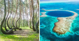 16 Natural Wonders That Show How Unique Planet Earth Is