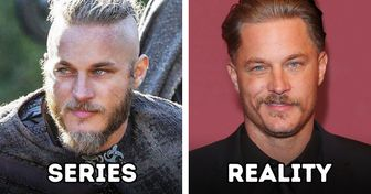 """What 15 Actors From """"Vikings"""" Look Like in Real Life"""