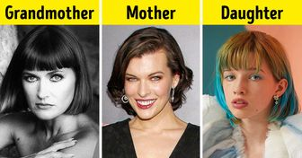 3 Generations of 10 Celebrity Dynasties Whose Women Have Evolved to Perfection