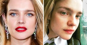 How the 12Most Famous Supermodels Look Without Makeup