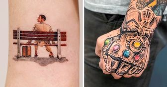 22 Tattoos From Our Favorite Movies That'll Make You Want One ASAP