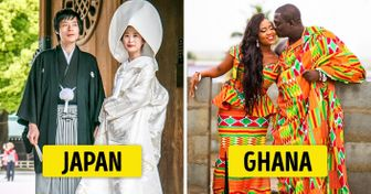 This IsWhat Traditional Wedding Outfits Look Like Around the World
