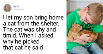 15 People Who Saved One Small Animal and Got a Best Friend for a Lifetime
