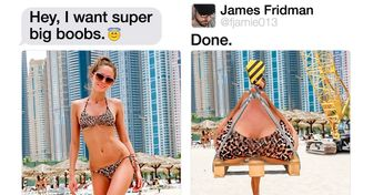 The 15 Most Epic Examples of Photoshop Trolling