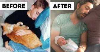 "15 Pictures Showing the ""Evolution"" of Your Life When You Get a Family and Kids"