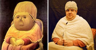A Museum Asks People to Recreate Their Favorite Paintings Using Only 3 Things They Can Find at Home