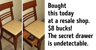 15 Secondhand Items That Have Their Own Secrets