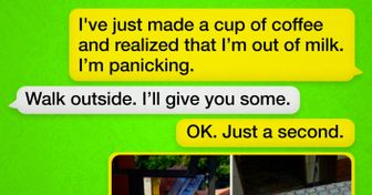 15Texts From People You Can't Catch Off Guard