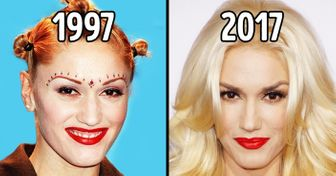 11Celebrities Who Have Aged Beautifully