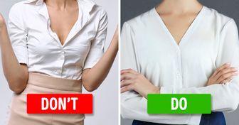 14 Dressing Hacks to Make You Look Chic But Not Vulgar
