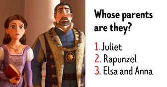 How Much Do You Know About the Parents of Your Favorite Disney Characters?