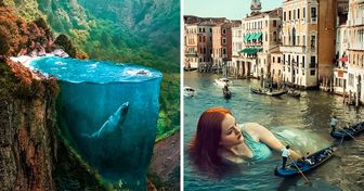 Turkish Artist Creates Dreamlike Scenes You Wish You Could See in Real Life