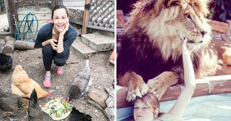 13 Celebrities Who Have an Exotic Pet as Part of Their Family