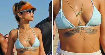10 Powerful Stories Behind Celebs' Tattoos That Made Us Admire Them Even More