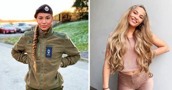 30 Gorgeous Female Soldiers Who Rock Both In and Out of Uniform