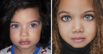 20 Children Who Inherited Their Beauty From Different Nations of the World