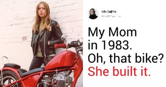 22 People Whose Parents Were the Definition of Cool