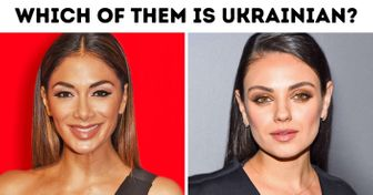 Test: Can You Guess These Celebrities' Nationalities?