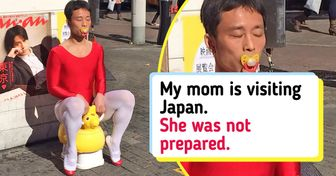 20+ Startling Photos From Japan the Locals Wouldn't Even Notice