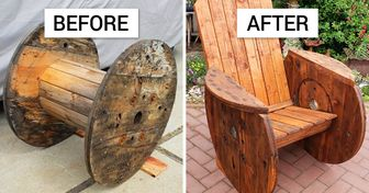 21 Old Objects That Got a New Life Thanks to Handy People