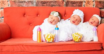"A Photographer Dressed Up Newborns as the Cast of ""Friends,"" and True Fans Will Love the Little Details"