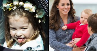 10+ Times the Royal Children Acted Like Real Rebels