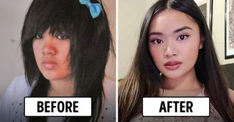 20 Before and After Pics Showing People Blossoming Like Butterflies