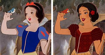 An Artist Shows What Disney Princesses Would Look Like If They Belonged to Different Races