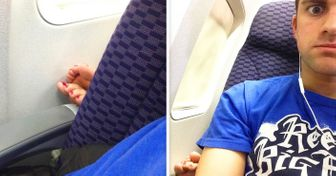29 Situations Proving That Anything Can Happen on a Plane